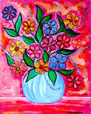Painting - Be Kind by Gina Nicolae Johnson