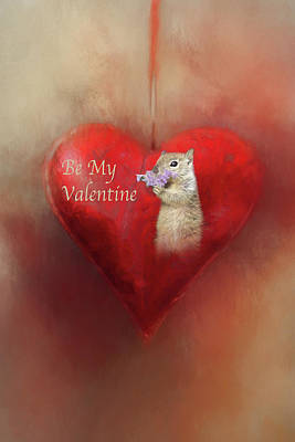 Photograph - Be My Valentine by Donna Kennedy