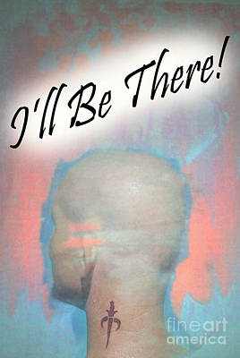 Be There Art Print by Sean-Michael Gettys