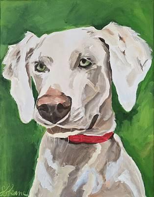 Painting - Bea by Sarah LaRose Kane