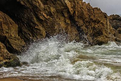 Photograph - Beach 5 by Robert Hebert
