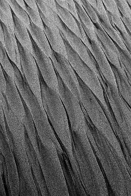 Photograph - Beach Abstract 23 by Morgan Wright