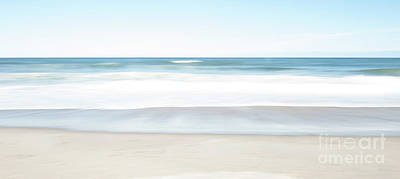 Photograph - Beach Abstract by Michael James