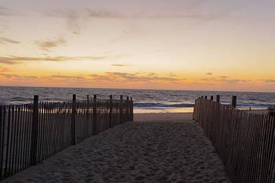 Caravaggio - Beach Approach 1 by Michael Hills