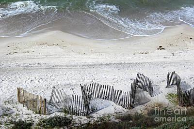 Photograph - Beach Art 2016 by Karen Adams