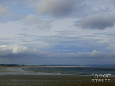 Photograph - Beach At Enniscrone by Amy Williams