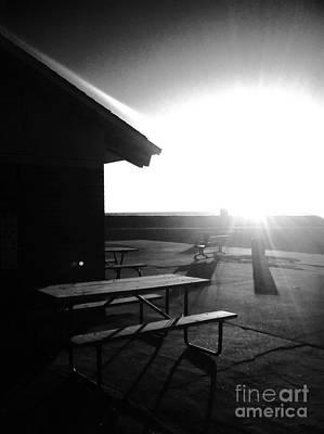 Photograph - Beach At Sunset  by Michael Krek