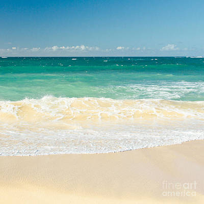 Photograph - Beach Blue by Sharon Mau