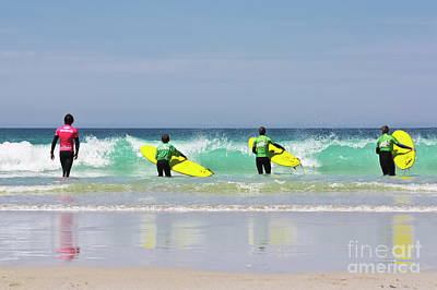 Photograph - Beach Boys Go Surfing by Terri Waters