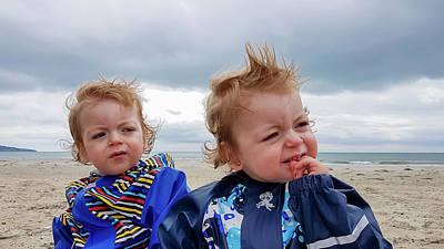 Photograph - Beach Boys by Semmick Photo