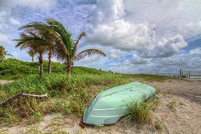 Photograph - Beach Break by Debra and Dave Vanderlaan