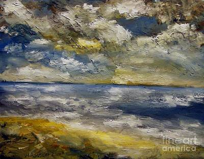 Painting - Beach Break by Windi Rosson