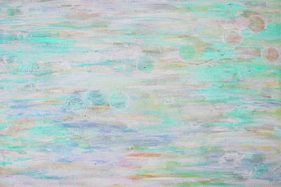 Painting - Beach Bubbles by Stephanie Grant