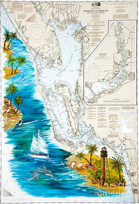 Sanibel Island Painting - Beach Bum by Christine Baeza