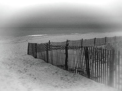 Photograph - Beach Calm Before The Storm by Bill Swartwout