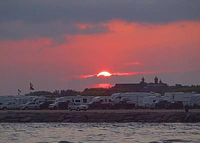Photograph - Beach Camping I I by Newwwman