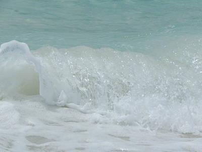 Beach Curl Original by Terry Cobb
