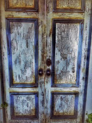 Photograph - Beach Door by Bill Owen