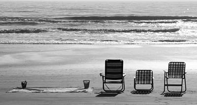 Photograph - Beach Family by Andy Matthias