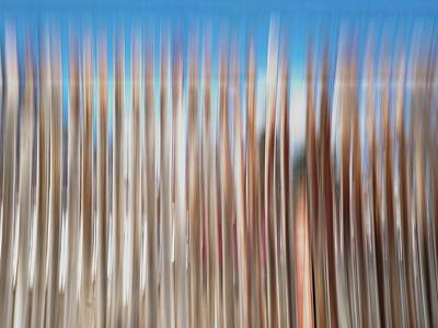 Photograph - Beach Fence by Dutch Bieber