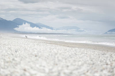 Photograph - Beach For Two by Alex Conu