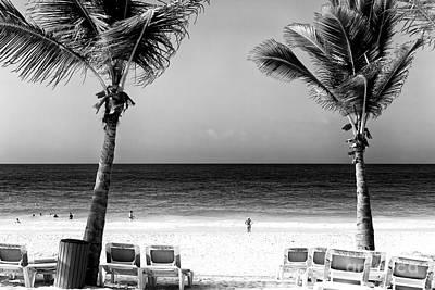 Photograph - Beach Framing by John Rizzuto