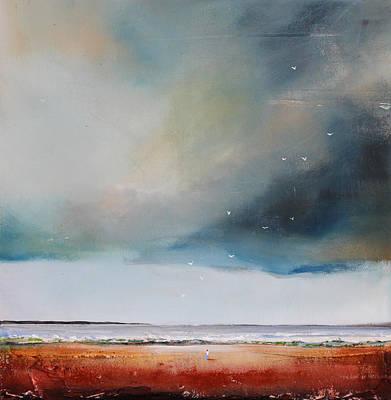 Unicorn Dust - Beach Friends by Toni Grote