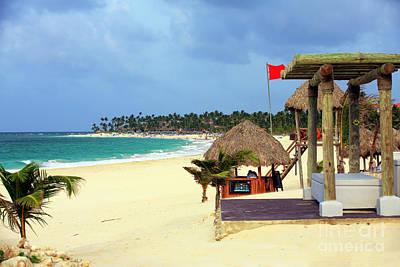 Photograph - Beach Fun In Punta Cana by John Rizzuto