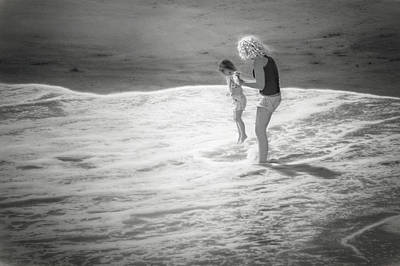 Photograph - Beach Fun by Nikolyn McDonald