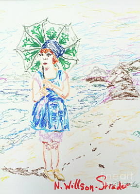 Beach Girl Original