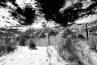 The Haven Photograph - Beach Haven by John Rizzuto
