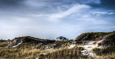 Photograph - Beach House 2 by Debra Forand
