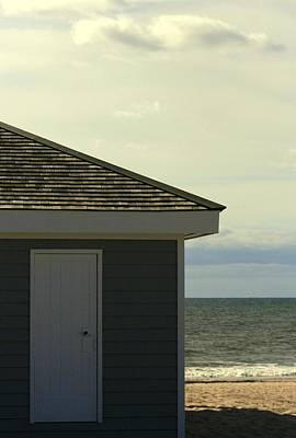 Photograph - Beach House by Christopher Kirby