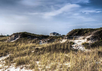 Photograph - Beach House by Debra Forand