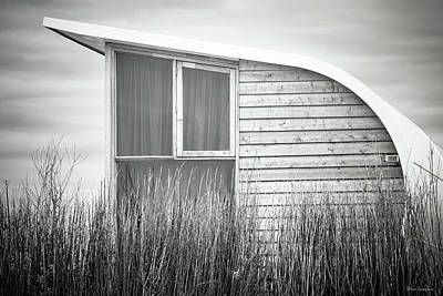 Photograph - Beach House by Wim Lanclus
