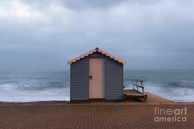 Photograph - Beach Hut by Clayton Bastiani
