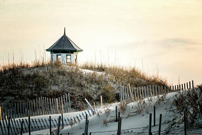 Photograph - Beach Hut by Travis Rogers