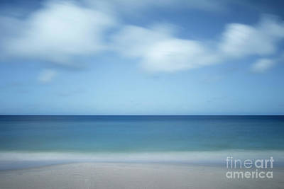 Photograph - Beach Impression Iv by Brian Jannsen