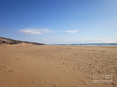 Photograph - Beach In Calblanque by Chani Demuijlder