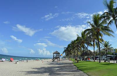 Photograph - Beach by Juan Trujillo