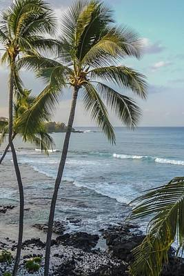Photograph - Beach Kona Bali Kai by NaturesPix