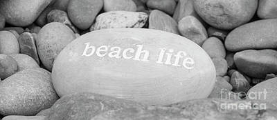 Photograph - Beach Life Collection  by Jenny Potter