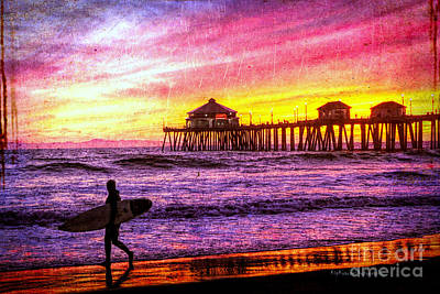 Photograph - Beach Life Kip Krause by Kip Krause