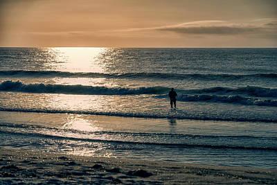 Beach Photograph - Beach Life by Ryan Crane