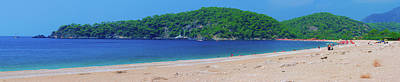 Photograph - Beach Of Oludeniz by Sun Travels