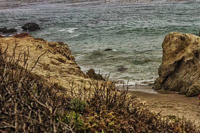 Photograph - Beach Overlook by Robert Hebert