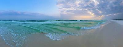 Photograph - Beach Pano by Amy Warr