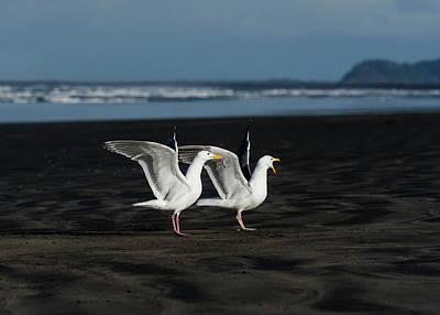 Photograph - Beach Passion by Robert Potts