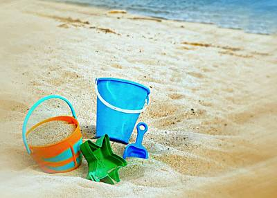 Photograph - Beach Play by Diana Angstadt