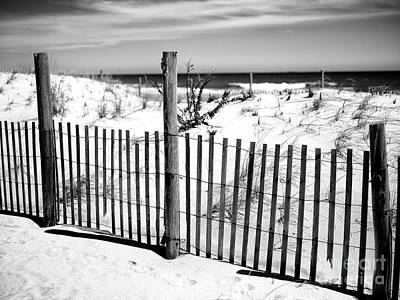 Photograph - Beach Protection by John Rizzuto